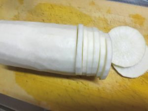 大根ミルフィーユ鍋
