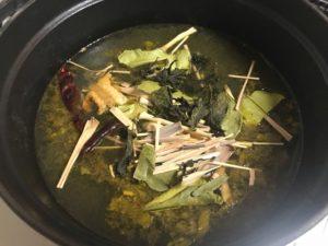 カルディのタイ風ハーブ鍋