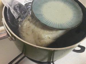 ハーブサラダチキン