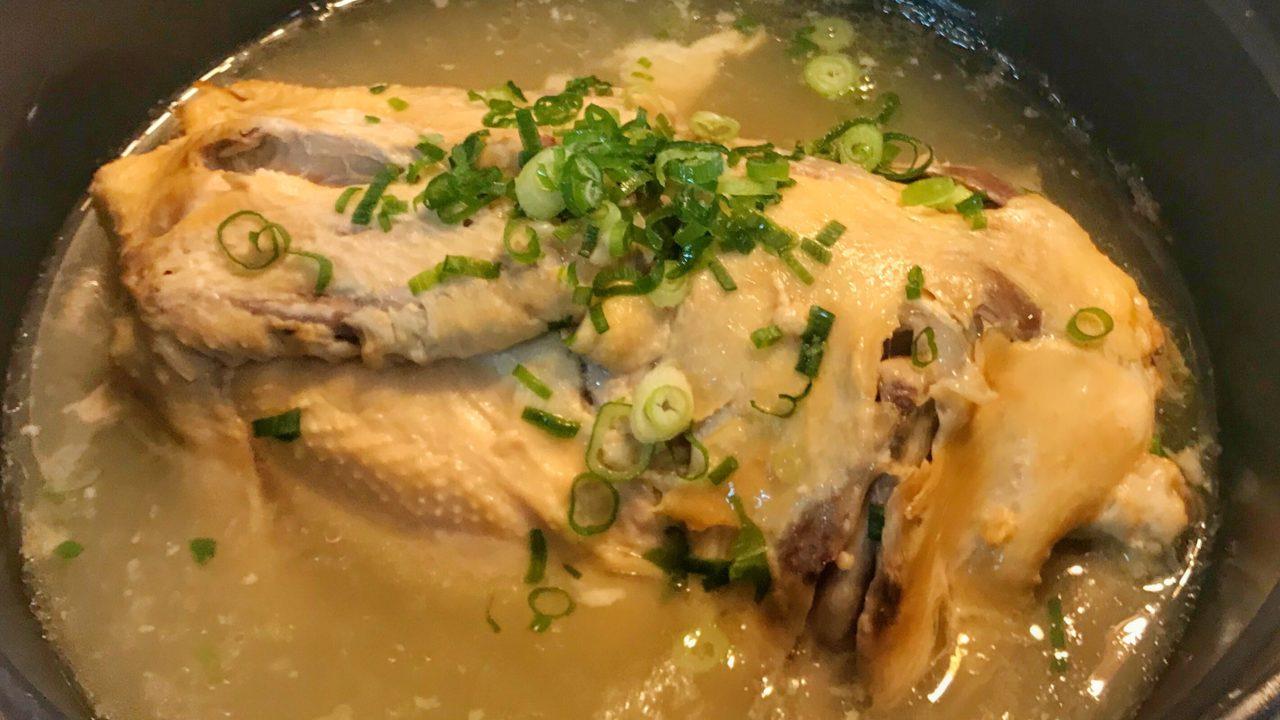 カルディ参鶏湯